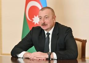 Prezident İlham Əliyev: Bizim yeni planlarımız var