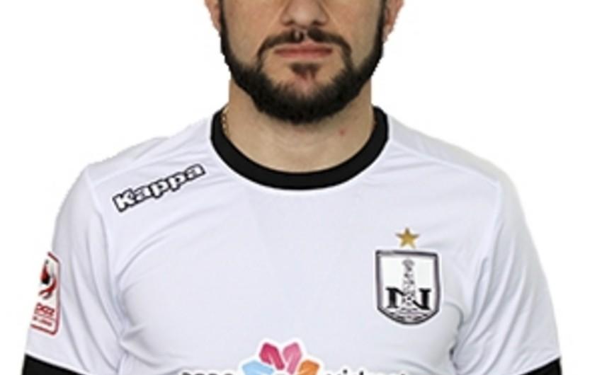 Neftçinin futbolçusu Gürcüstan yığmasına dəvət alıb