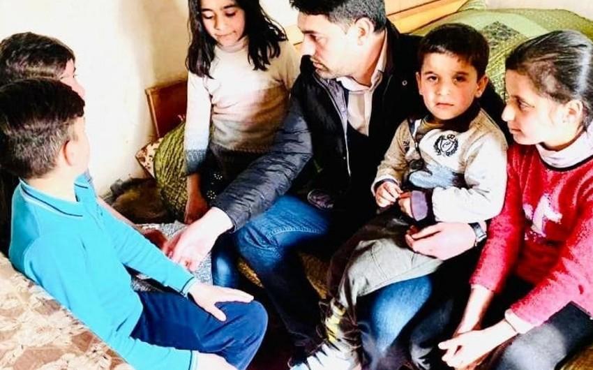 Gürcüstanda beş uşaqlı azərbaycanlı ailə yaşadığı evdən çıxarıldı