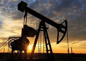 Azerbaijani oil price rises