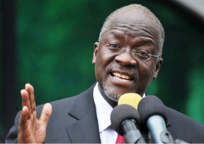 Президента Танзании переизбрали на новый срок