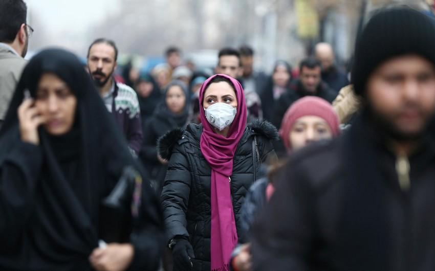 İranda koronavirusdan ölənlərin sayı 51 minə yaxınlaşır