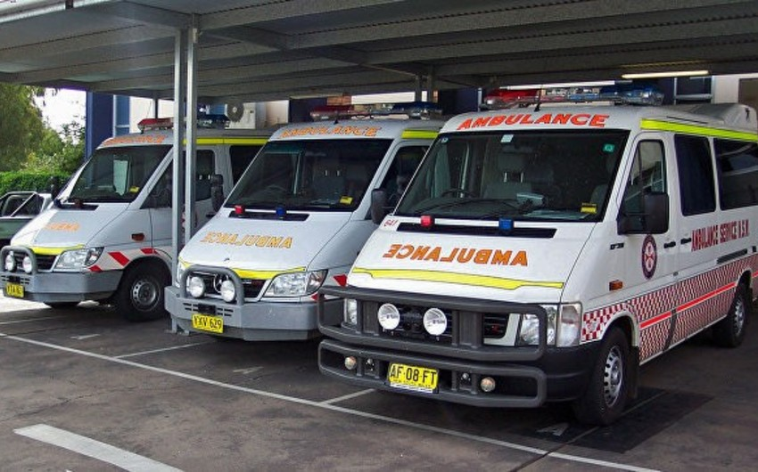 Avstraliyada helikopter qəzası baş verib