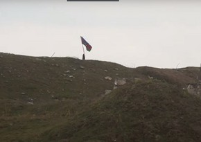 Video footage of Fuzuli's villages liberated from occupation