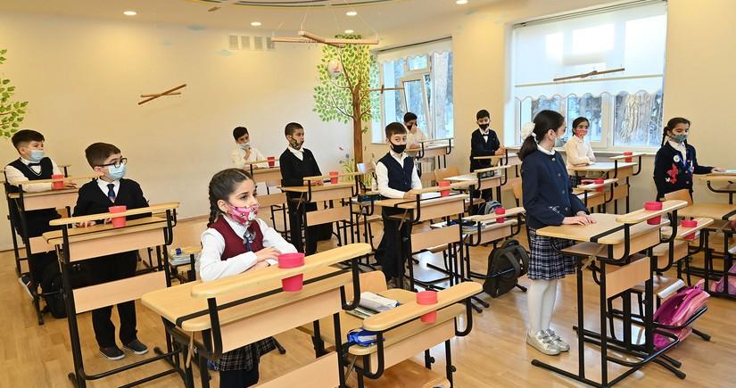 В Азербайджане изменены дни школьных каникул