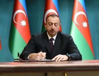 Prezident İlham Əliyev İsveçrə Konfederasiyasının prezidentini milli bayram münasibətilə təbrik edib