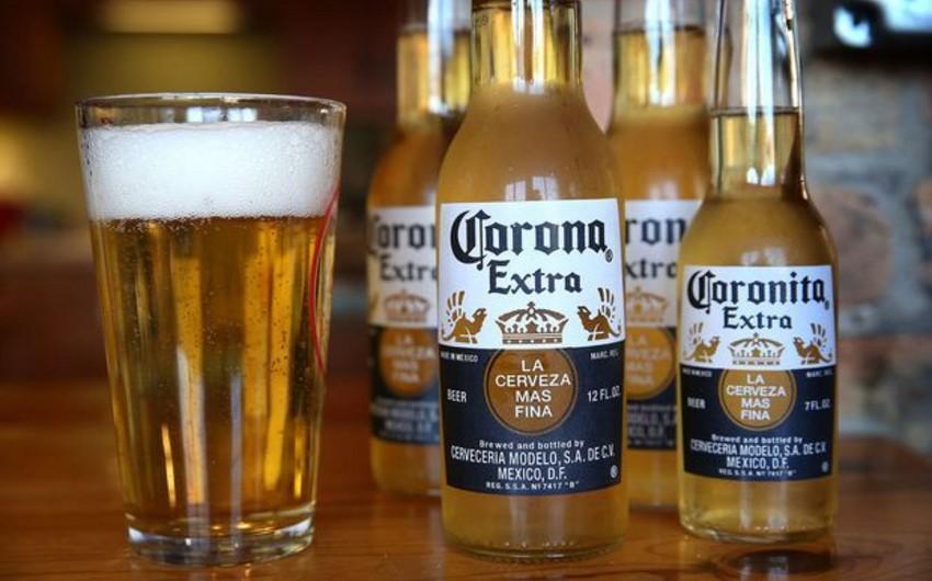 """""""Corona"""" pivəsinin istehsalı dayandırıldı"""