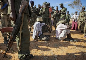Somalidə Aş-Şababın 100-dən çox terrorçusu zərərsizləşdirilib