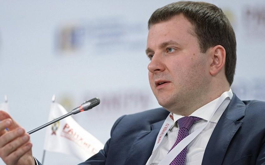 Oreşkin: Rusiya 40 dollar/barel qiymətilə daim yaşamağa hazırdır