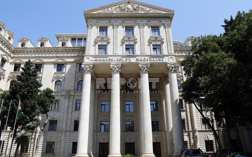 Армяне организовали кибер-атаку на сайт структуры при МИД Азербайджана