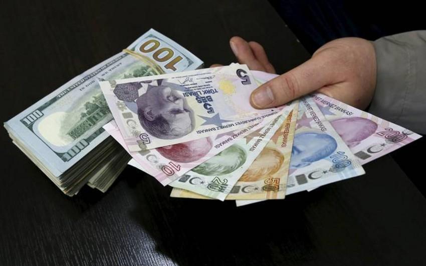 Türkiyə Mərkəzi Bankının valyuta ehtiyatlarında azalma