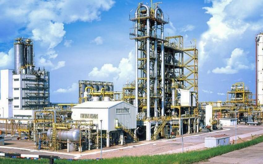 Ukraynanın Şebelinsk zavodu ilk dəfə Azərbaycan neftini emal edəcək