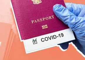Gürcüstanda COVID-19 pasportları veriləcək