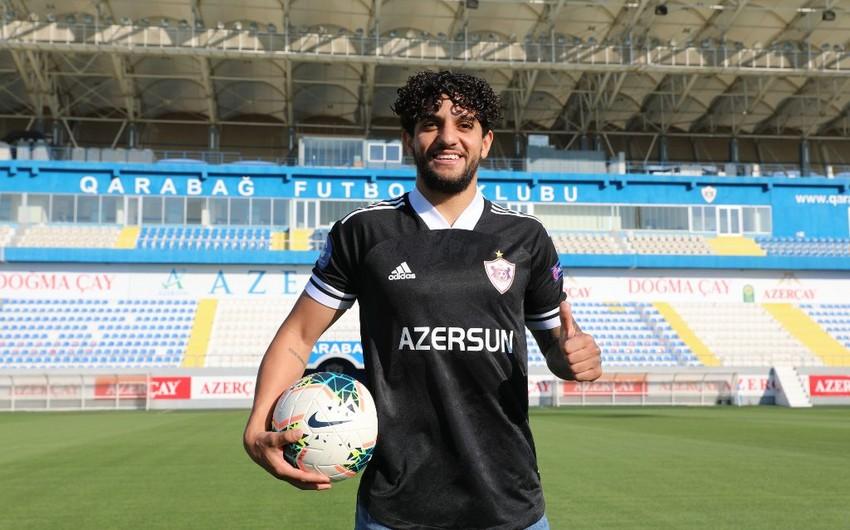 Qarabağın yeni transferi öz kumirini açıqladı