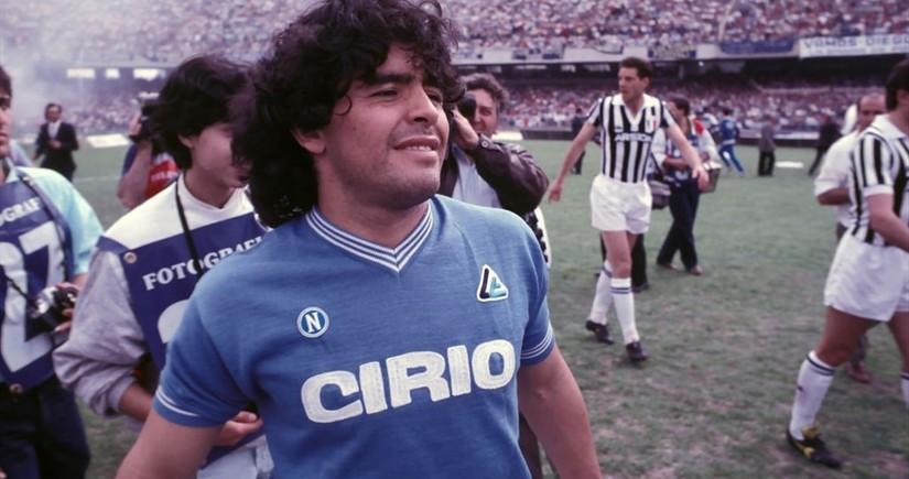 Стадион в Италии назовут в честь Марадоны