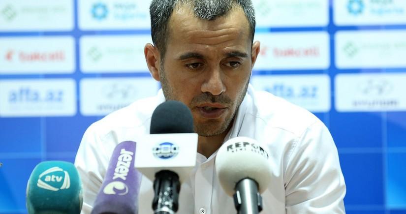 Ayxan Abbasov: İstəyirik ki, Sumqayıta heç kim tramplin kimi baxmasın