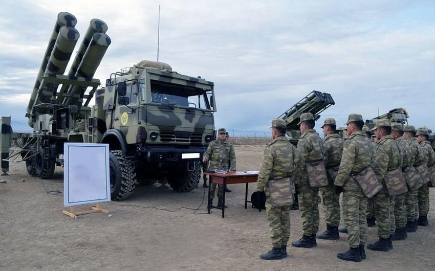 Cadets of Azerbaijan Military Academy named after Heydar Aliyev start field training - VIDEO