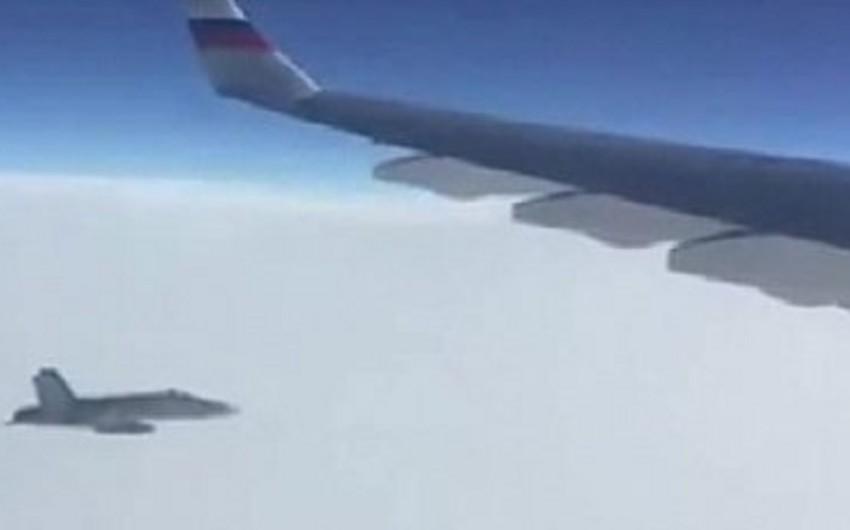 Минобороны Швейцарии назвало проверкой инцидент с российским самолетом