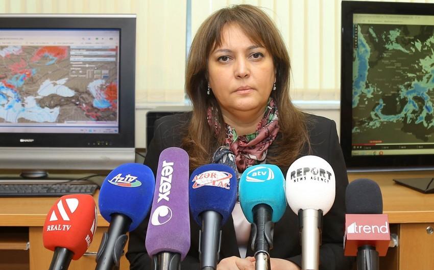 Umayra Tağıyeva: Bakıya ilk qar yağacaq