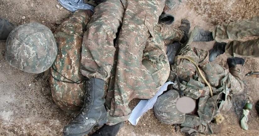 В Карабахе обнаружены тела армянских военнослужащих