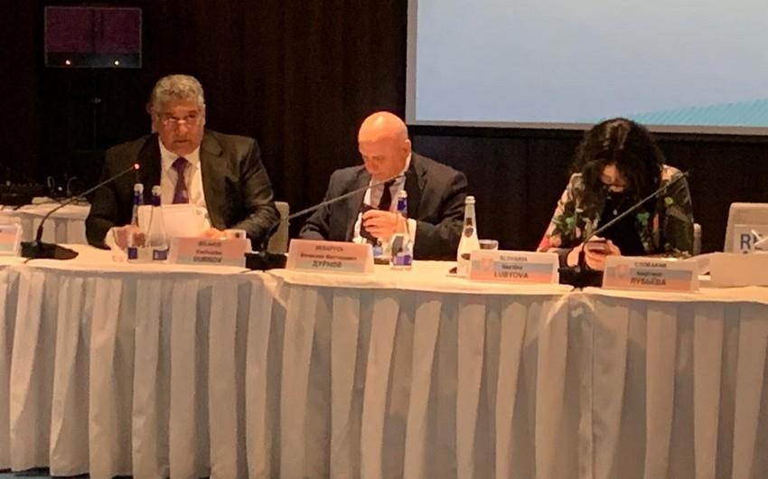 Azad Rəhimov UNESCO-ya üzv ölkələrin idman nazirlərinin qeyri-rəsmi görüşündə iştirak edib
