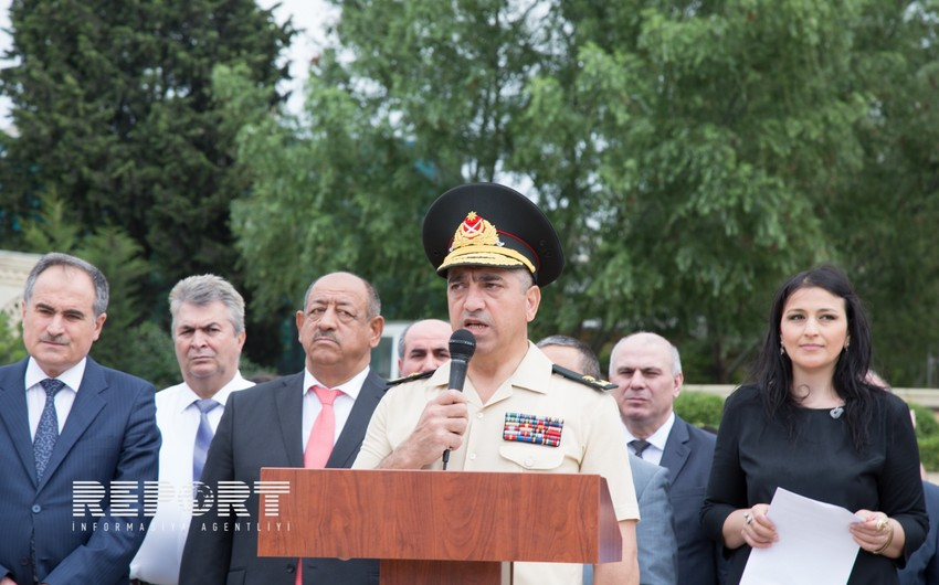 General: Azerbaijani Army is able to gain victory and we'll witness it in the near future