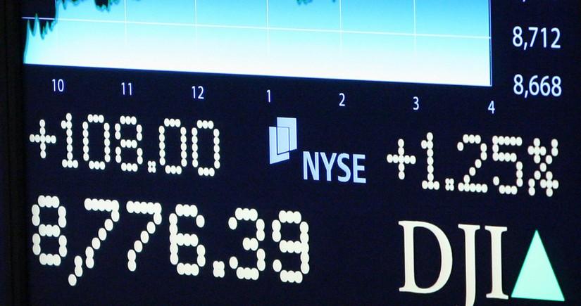 """Dow Jones"" indeksi rekord vurub"