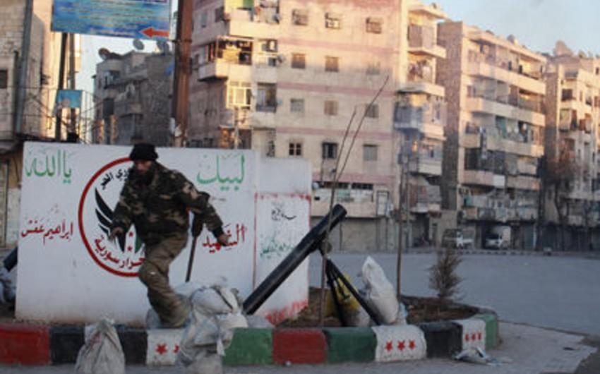 Suriyada müxalifət qüvvələri arasında qanlı toqquşma baş verib