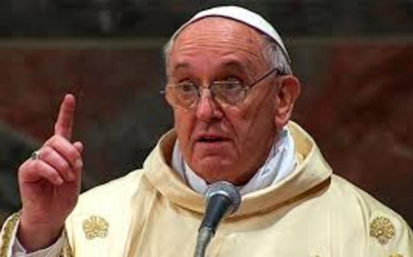 Папа Римский предрек свой скорый уход