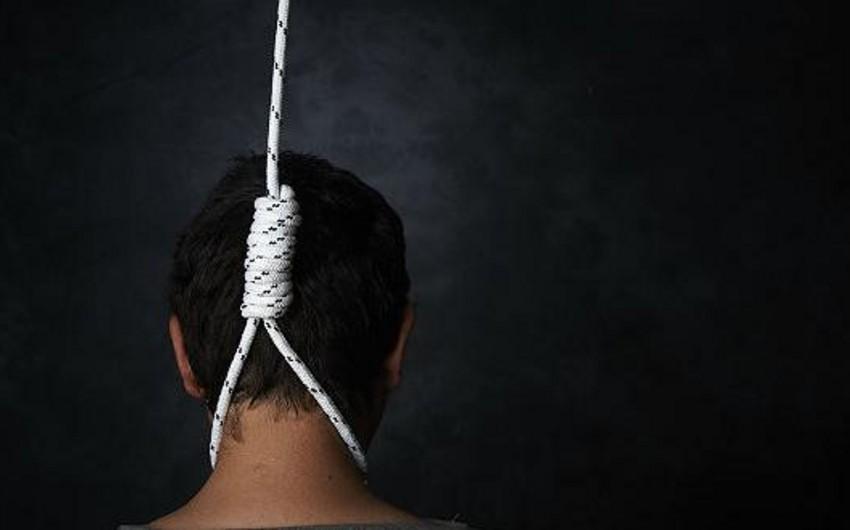 Salyanda 47 yaşlı kişi intihar edib