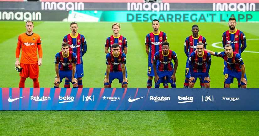 Barcelona unlikely to buy new players in winter season