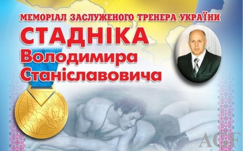 Azərbaycanın qadın güləşçiləri Ukraynada 4 medal qazanıb
