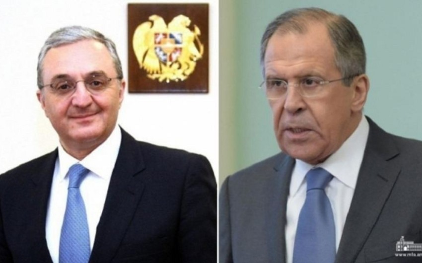 Moskvada Rusiya və Ermənistan XİN başçılarının görüşü keçirilir