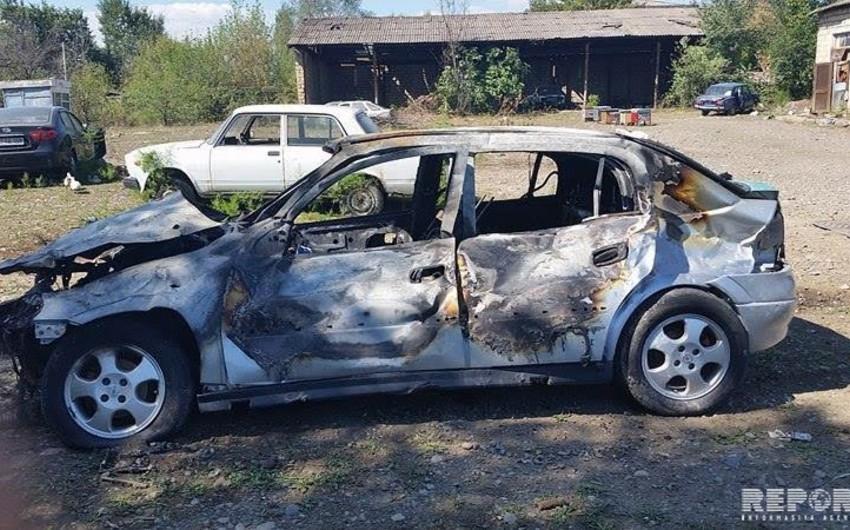 Qazaxda yol qəzası baş verib, 2 nəfər ölüb - FOTO