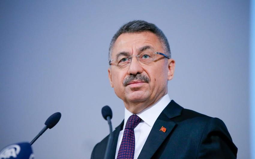 Вице-президент Турции: Мы всегда с тобой, Азербайджан