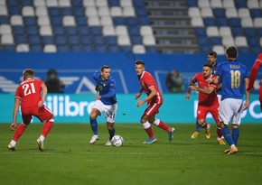 UEFA Millətlər Liqası: İtaliya və Belçika yığmaları qələbə qazandı