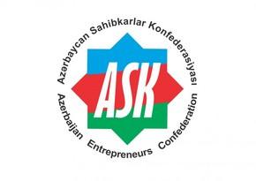 Azərbaycan Sahibkarlar Konfederasiyasından iş adamlarına YAŞAT çağırışı