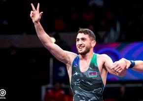 Hacı Əliyev: Olimpiadayadək dayanmamalıyıq