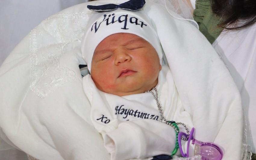 После Отечественной войны родились 100 детей шехидов