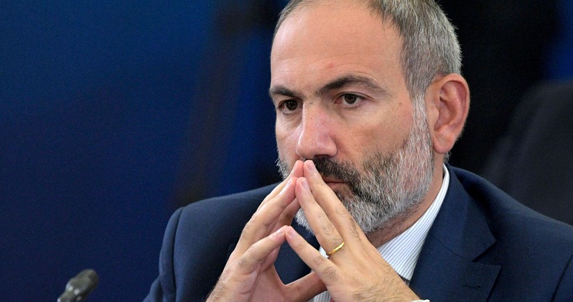 Pashinyan admits partial withdrawal of Armenian troops from Karabakh