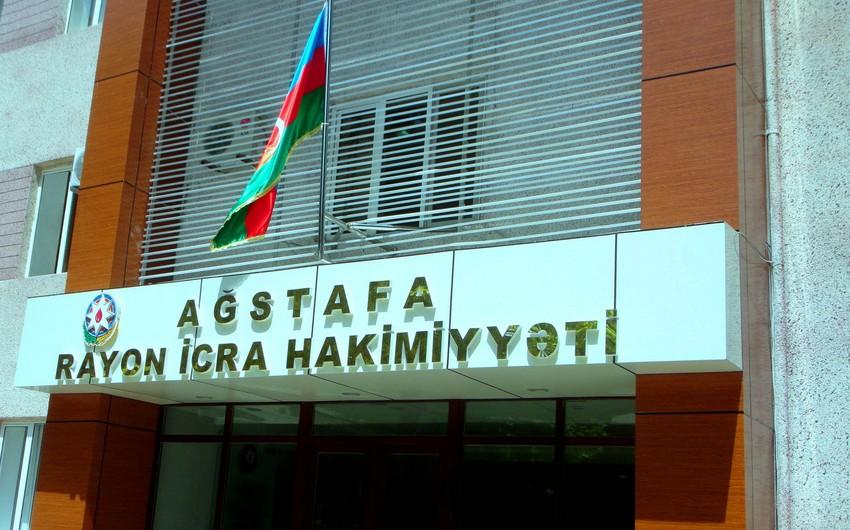 Задержаны глава ИВ Агстафинского района и его заместитель