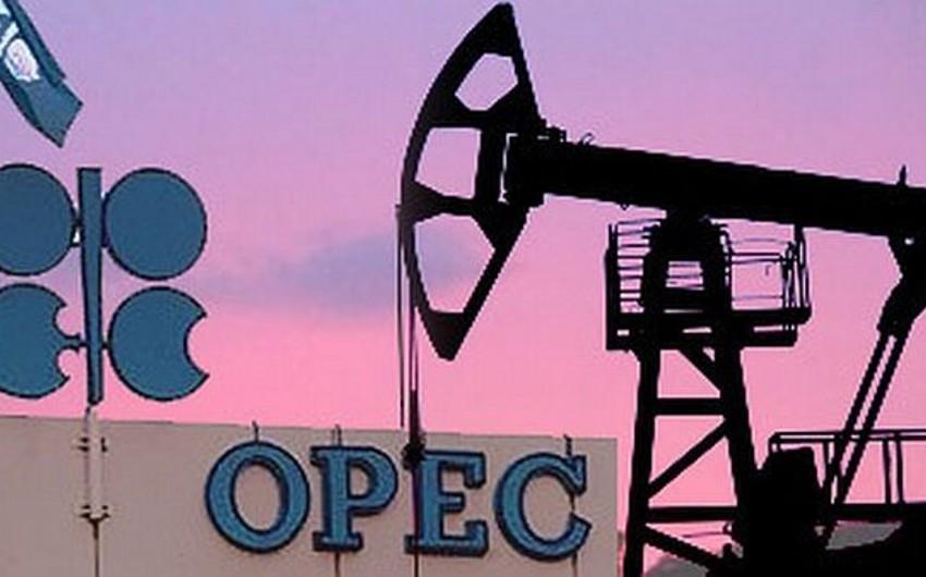 OPEC bu il neftə tələbatın artımına dair proqnozunu azaldıb
