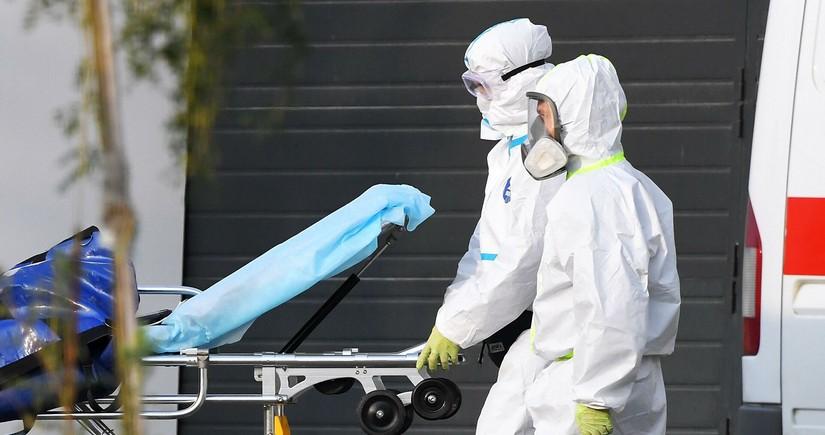 Rusiyada pandemiya qurbanlarının sayı 66 mini ötdü