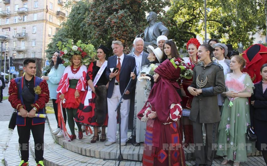 Kiyevdə Azərbaycan filminin tanınmış siması mükafatlandırılıb