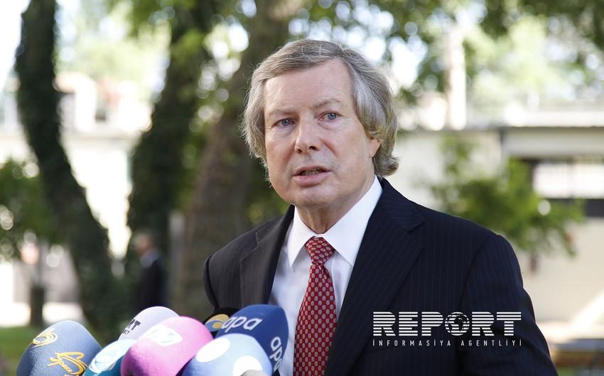 Джеймс Уорлик высказался о возможности проведения встречи президентов Азербайджана и Армении в этом году