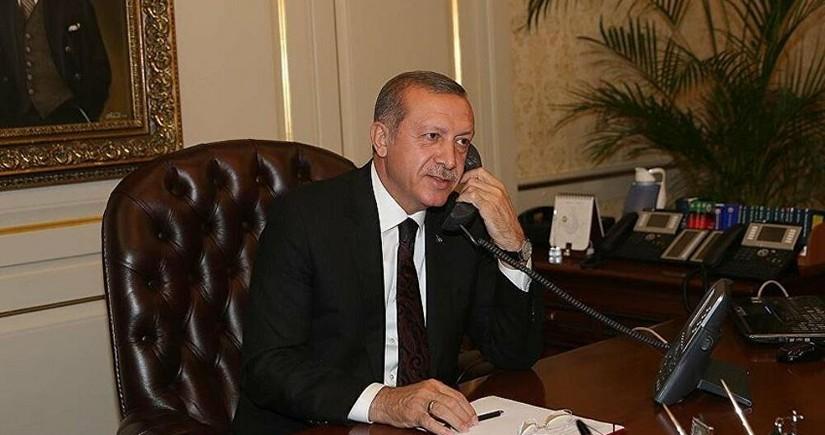 Эрдоган обсудил с Путиным по телефону ситуацию в Иерусалиме