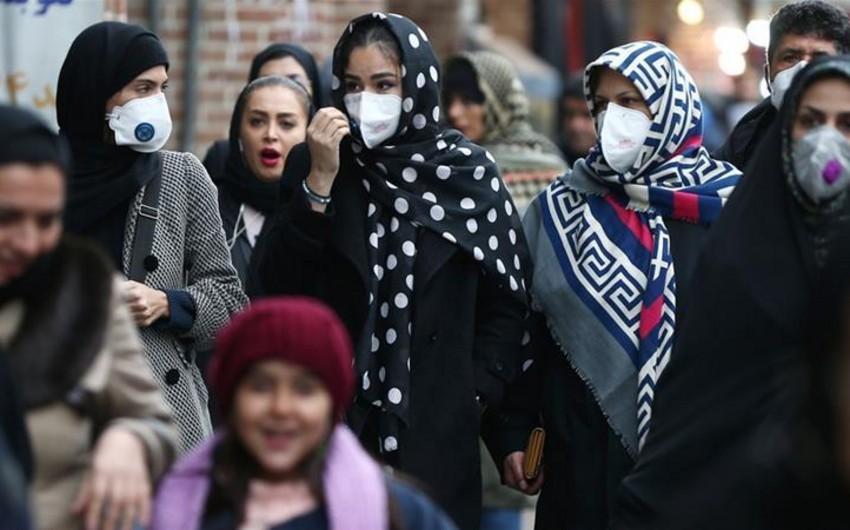 İranda ötən sutka 157 nəfər ölüb