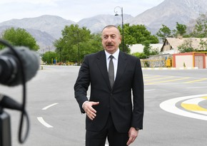Ilham Aliyev sharply criticizes statements of Canadian, French foreign ministries