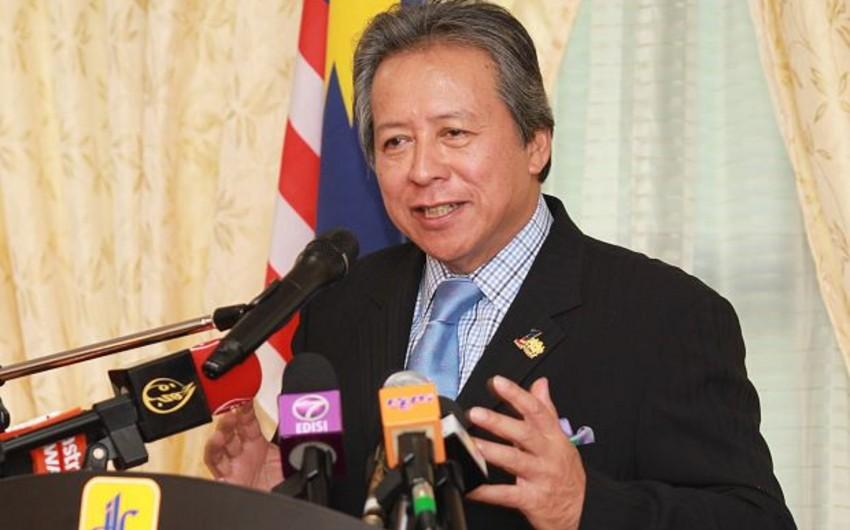 Malayziya öz qonşularını Çinlə ziddiyyətlərə son qoymağa çağırıb