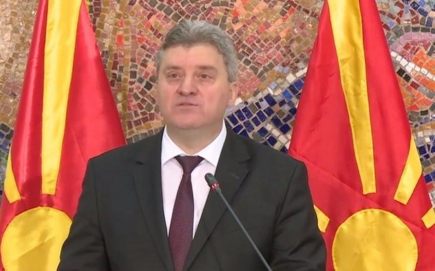 Президент Македонии вновь отказался подписать соглашение о новом названии страны
